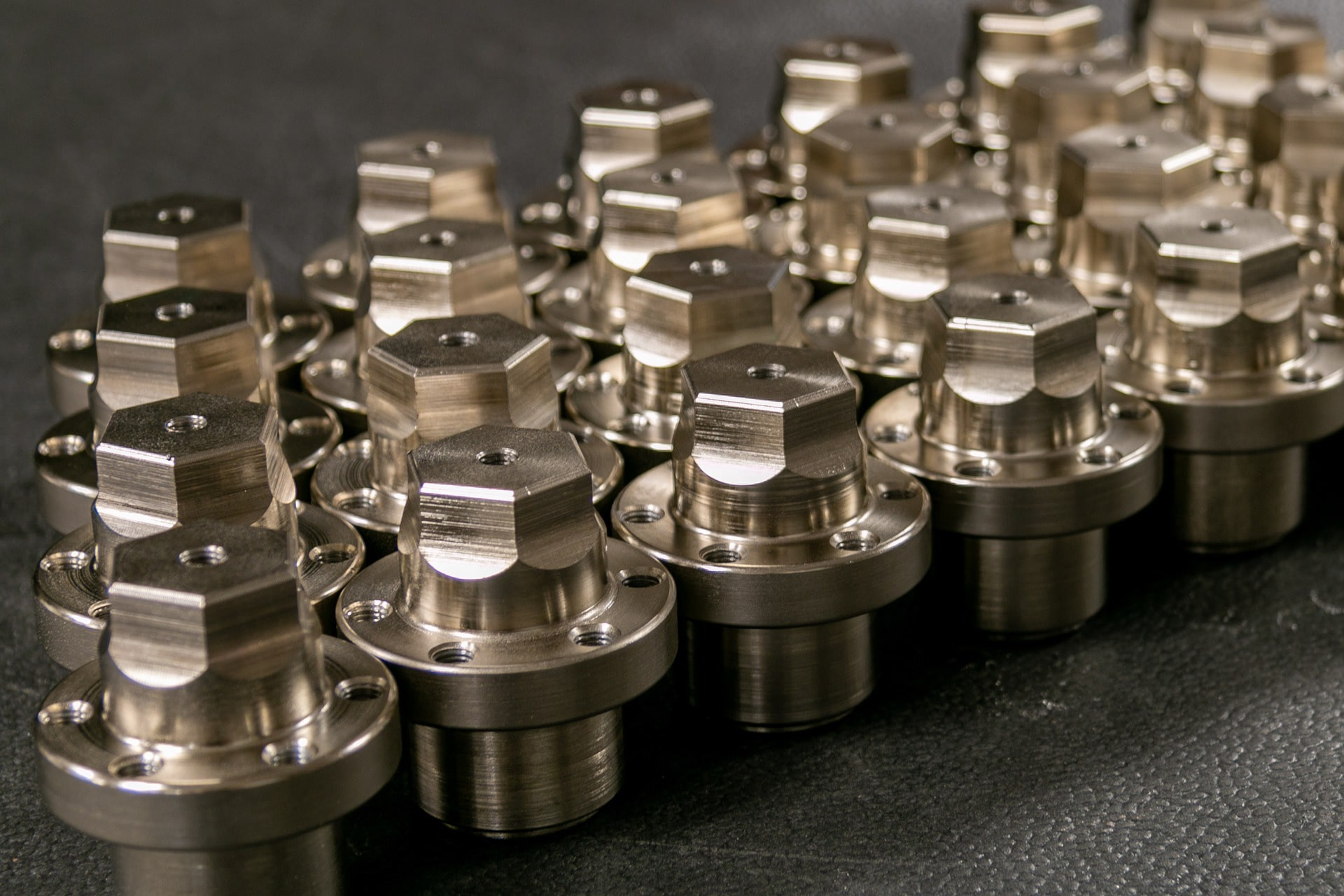 What Finishes can I get for my CNC Machined Parts?